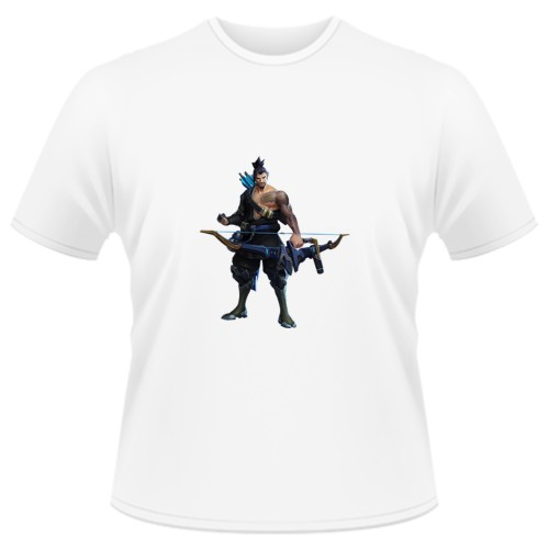 Tricou Heroes of the Storm - Hanzo