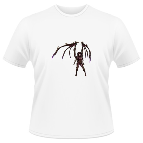 Tricou Heroes of the Storm - Kerrigan