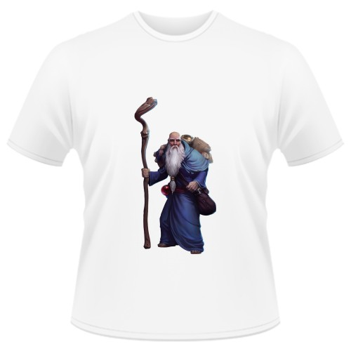 Tricou Heroes of the Storm - Deckard