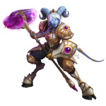 Tricou Heroes of the Storm - Yrel