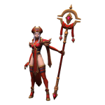 Tricou Heroes of the Storm - Whitemane