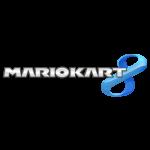 Tricou Mario Kart 8 - LOGO