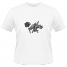 Tricou Overwatch Reinhardt Cute - SPRAY
