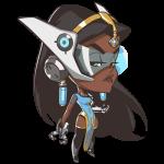Tricou Overwatch Symmetra Cute - SPRAY