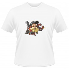 Tricou Overwatch Torbjorn Cute - SPRAY