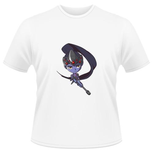 Tricou Overwatch Widowmaker Cute - SPRAY