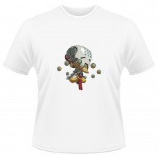 Tricou Overwatch Zenyatta Cute - SPRAY