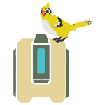 Tricou Overwatch Bastion Icon - SPRAY