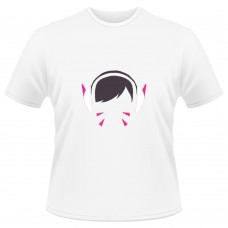 Tricou Overwatch Dva Icon - SPRAY