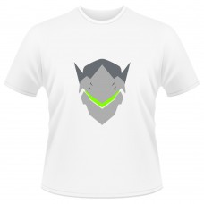 Tricou Overwatch Genji Icon - SPRAY