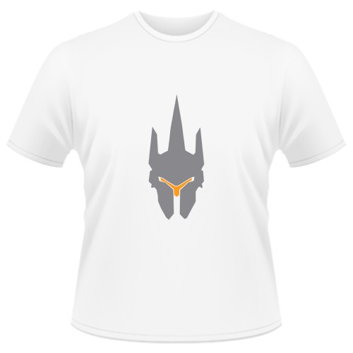 Tricou Overwatch Reinhardt Icon - SPRAY