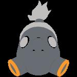 Tricou Overwatch Roadhog Icon - SPRAY
