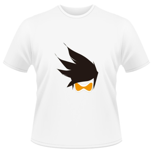 Tricou Overwatch Tracer Icon - SPRAY