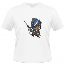 Tricou Overwatch Ana Cute - SPRAY