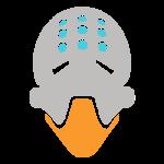 Tricou Overwatch Zenyatta Icon - SPRAY