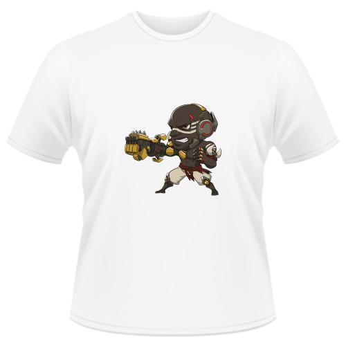 Tricou Overwatch Doomfist Cute - SPRAY