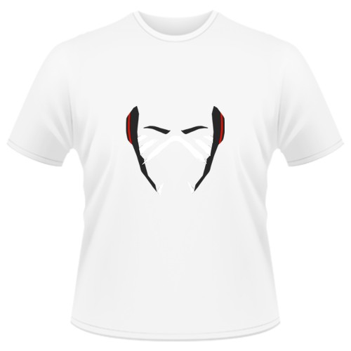 Tricou Overwatch Doomfist Icon - SPRAY