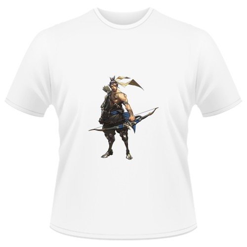 Tricou Overwatch - Hanzo