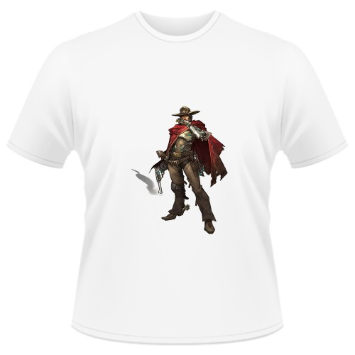 Tricou Overwatch - McCree