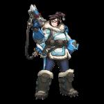 Tricou Overwatch - Mei