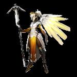 Tricou Overwatch - Mercy