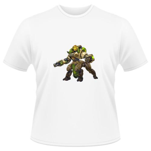 Tricou Overwatch - Orisa