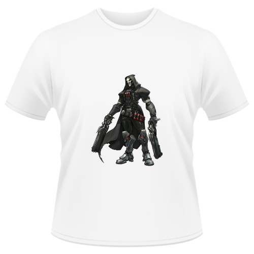 Tricou Overwatch - Reaper