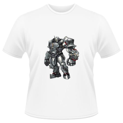 Tricou Overwatch - Reinhardt