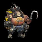 Tricou Overwatch - Roadhog