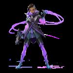 Tricou Overwatch - Sombra