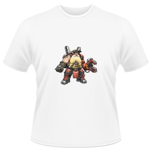 Tricou Overwatch - Torbjorn