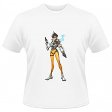 Tricou Overwatch - Tracer