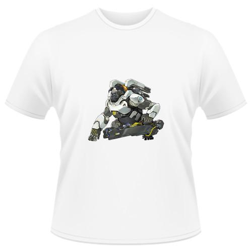 Tricou Overwatch - Winston