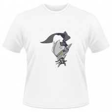 Tricou Overwatch Genji Cute - SPRAY