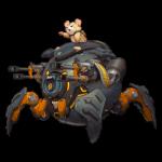 Tricou Overwatch - Wrecking Ball (Hammond)