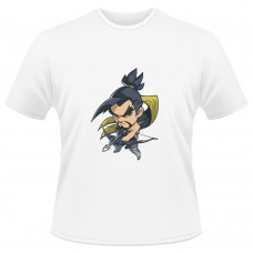 Tricou Overwatch Hanzo Cute - SPRAY