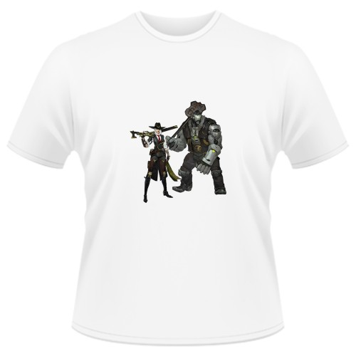 Tricou Overwatch - Ashe