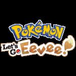 Tricou Pokemon Let's Go Eevee - LOGO