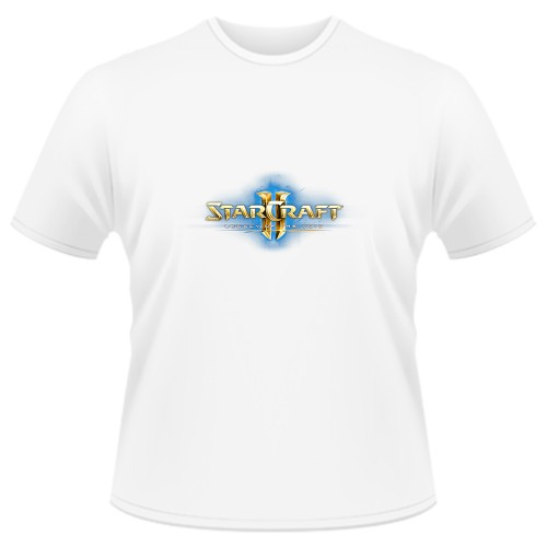 Tricou Starcraft 2 Legacy of the Void - LOGO