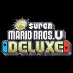 Tricou New Super Mario Bros. U Deluxe - LOGO