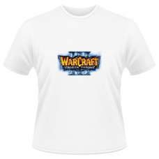 Tricou Warcraft 3 The Frozen Throne - LOGO
