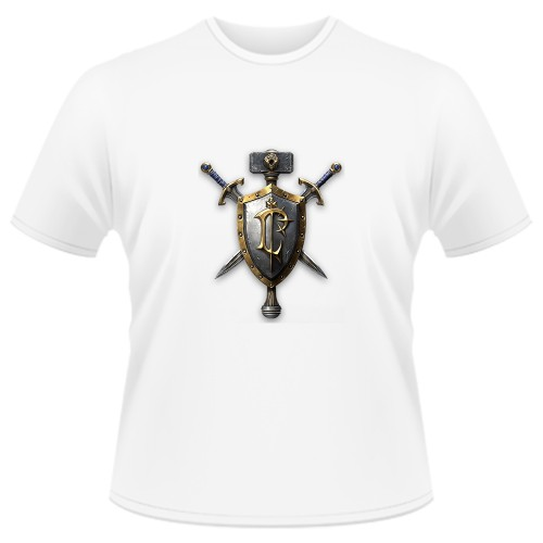 Tricou Warcraft 3 Humans - LOGO