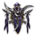 Tricou Warcraft 3 Night Elves - LOGO