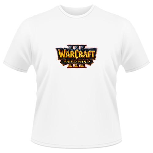 Tricou Warcraft 3 Reforged - LOGO