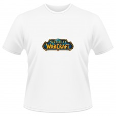 Tricou World of Warcraft - LOGO