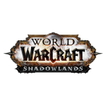 Tricou World of Warcraft Shadowlands - LOGO