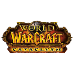 Tricou World of Warcraft Cataclysm - LOGO
