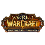 Tricou World of Warcraft Warlords of Draenor - LOGO