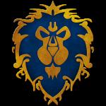 Tricou World of Warcraft Alliance - LOGO